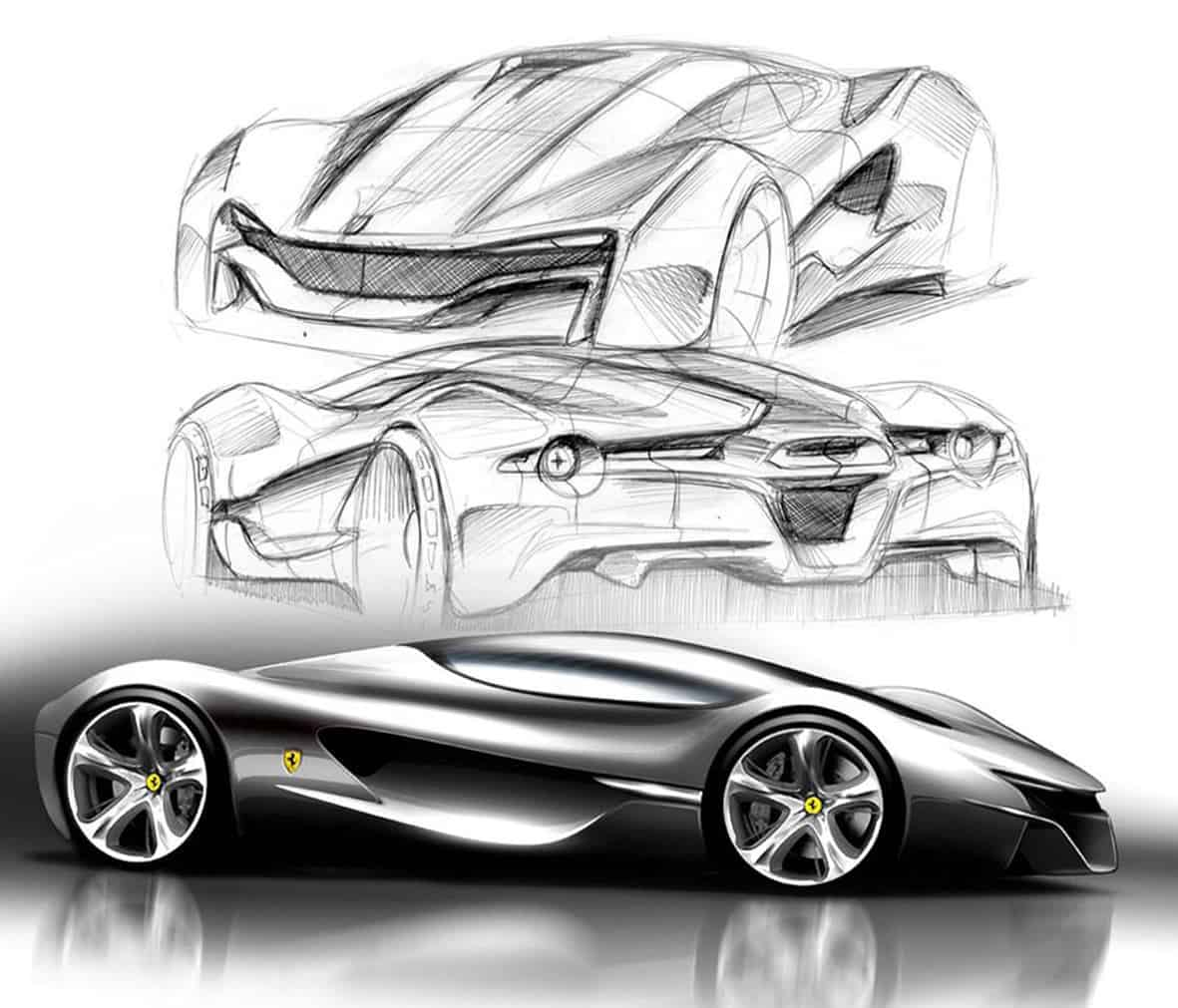 Bmw Future Car >> What Makes a Good Sketch and What Are They For?