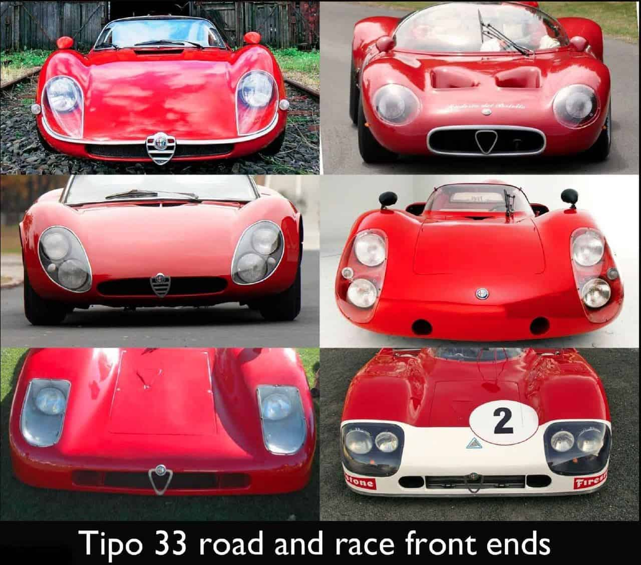 Revisiting The 1967 Alfa Romeo Tipo 33 'Stradale'