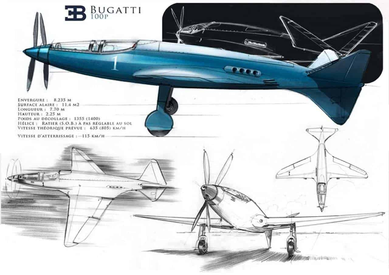 Bugatti where to now for Airplane plan