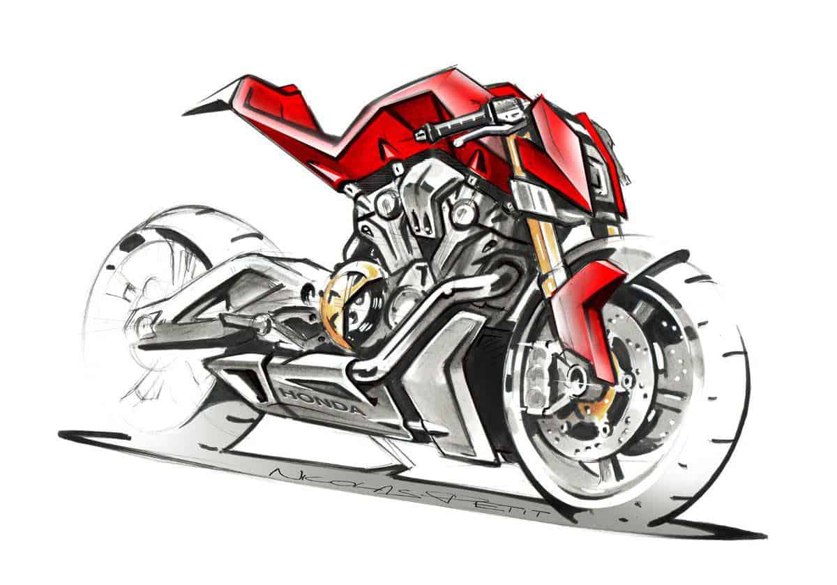 motorcycle design on - photo #28