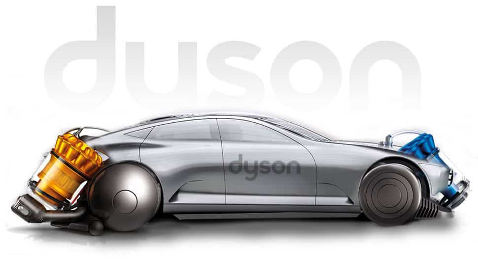 How Dyson Can Offer A Challenge To Tesla And The Electric