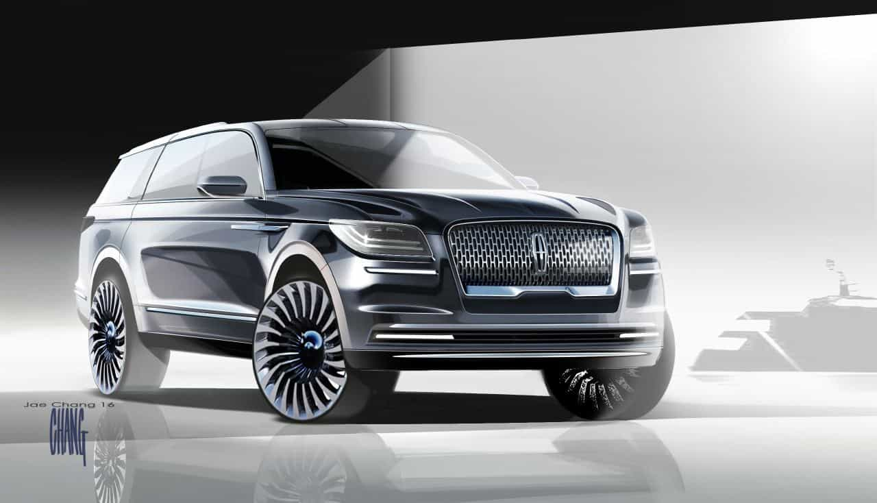 2018 Lincoln Navigator Photos 2017 - 2018 Cars Pictures