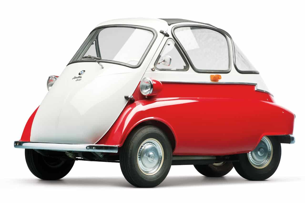 revisting the bmw isetta. Black Bedroom Furniture Sets. Home Design Ideas