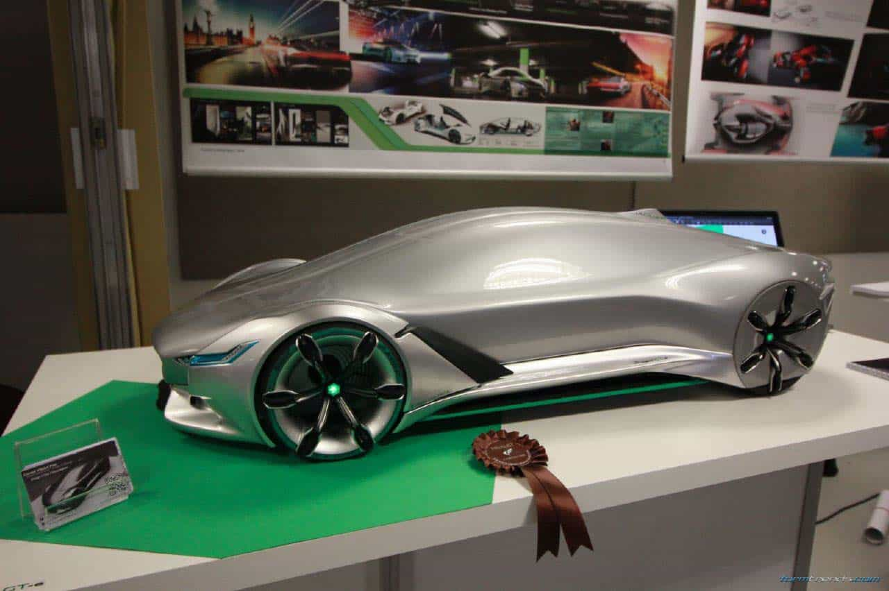 In Pictures Coventry University Transport Design Degree