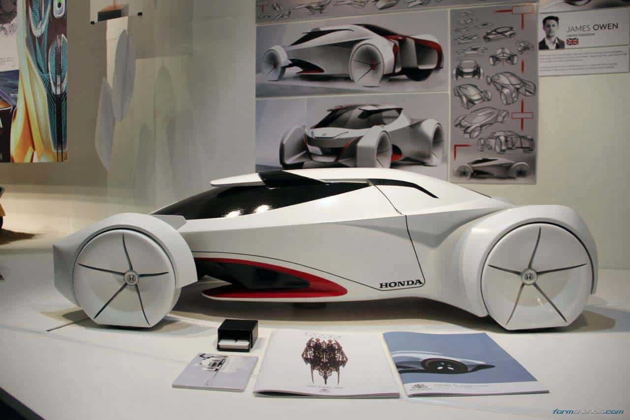 In Pictures Rca Vehicle Design Degree Show 2016
