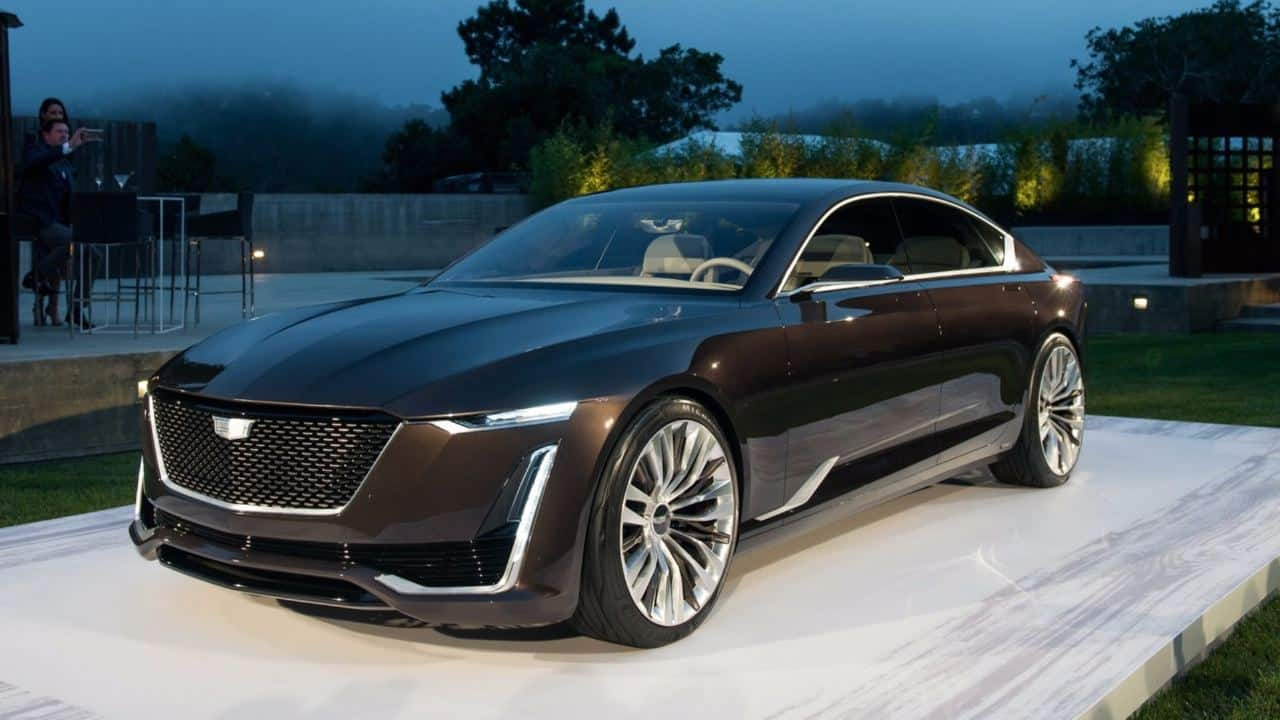 Executive Design Director Andrew Smith On The Cadillac