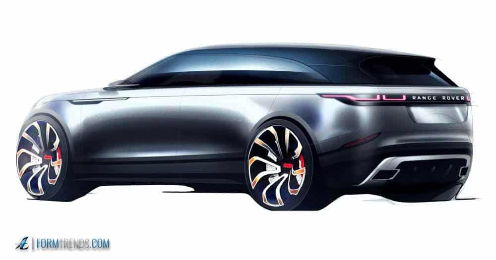 Dissecting the Design of the Range Rover Velar, the Brand ...
