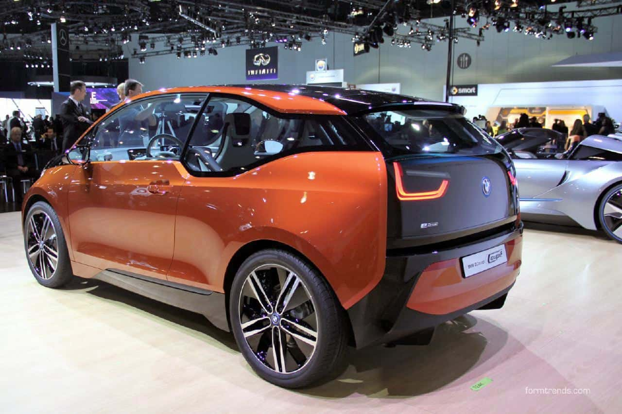 BMW Group Design Director Adrian van Hooydonk on BMW i