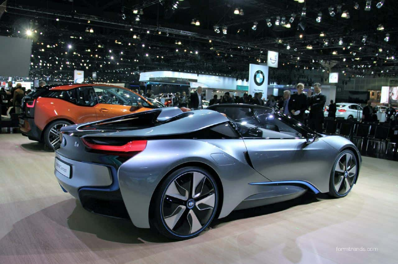 BMW Group Design Director Adrian van Hooydonk on BMW i