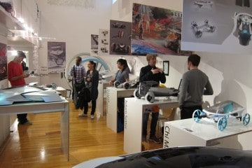 RCA Vehicle Design Degree Show 2012 The Royal College Of Art