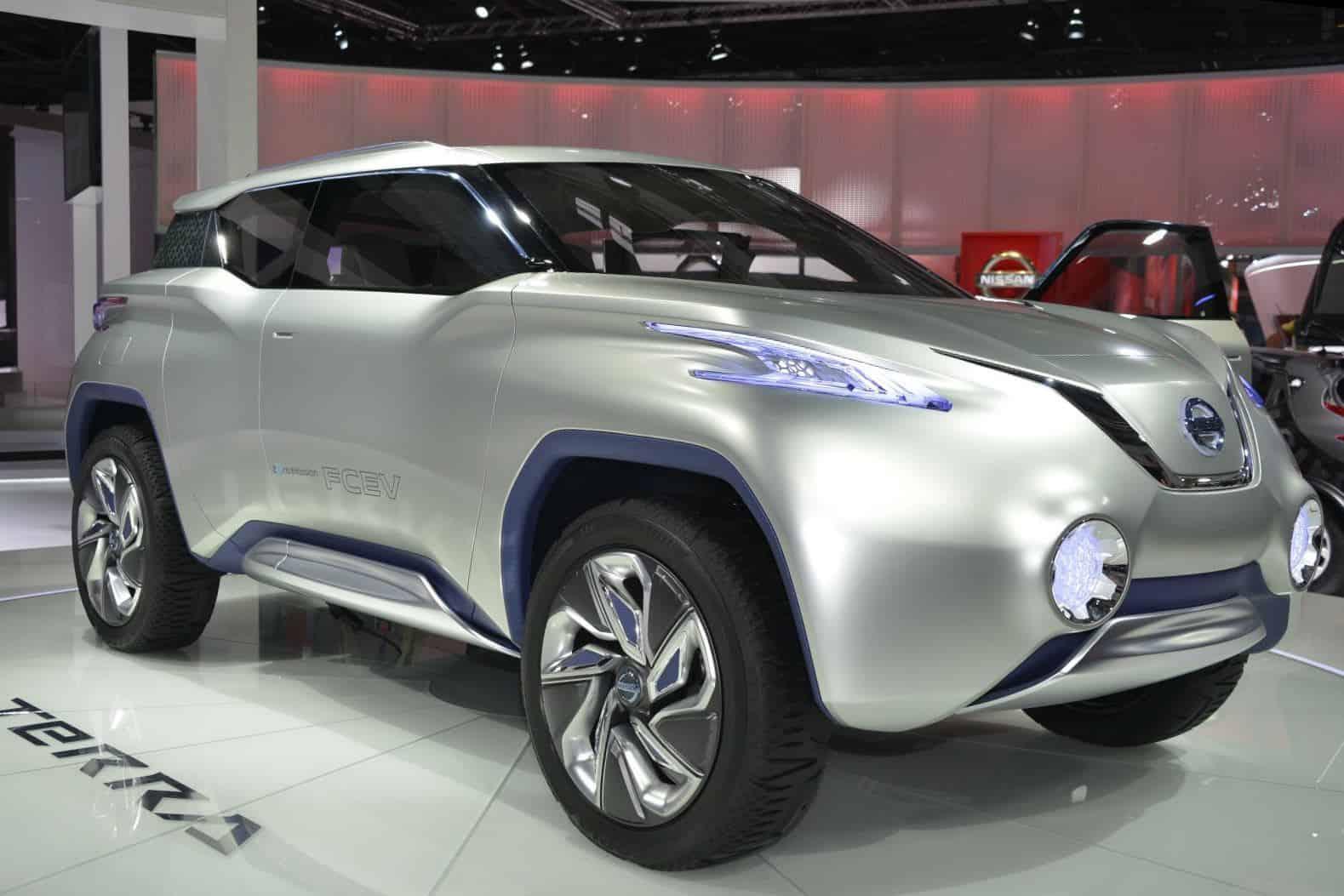 Meet The Designers Nissan Terra Concept