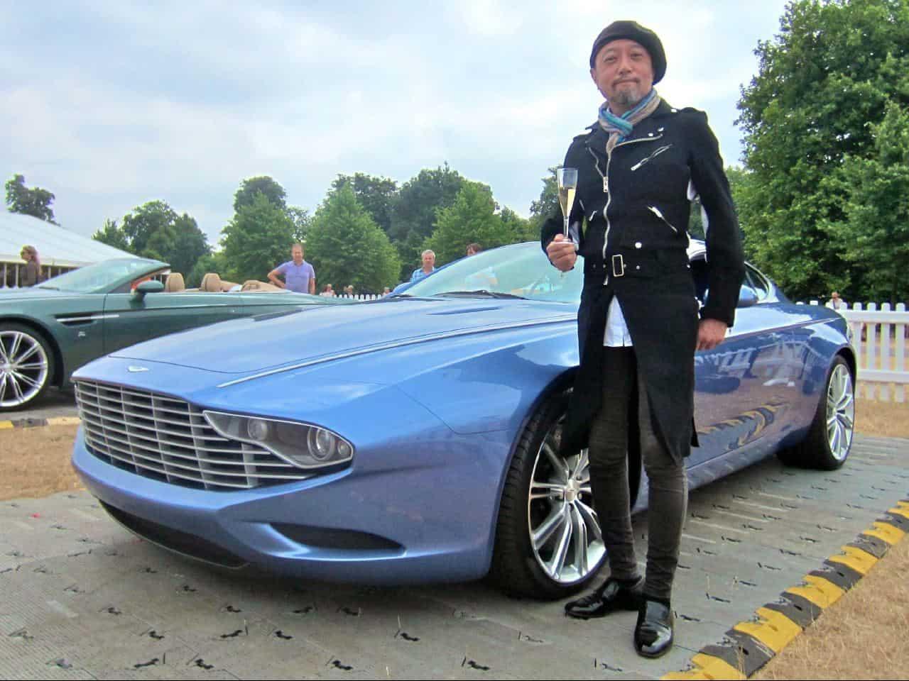 Zagato Design Chief S Quot Exercises In Minimalism Quot For Aston