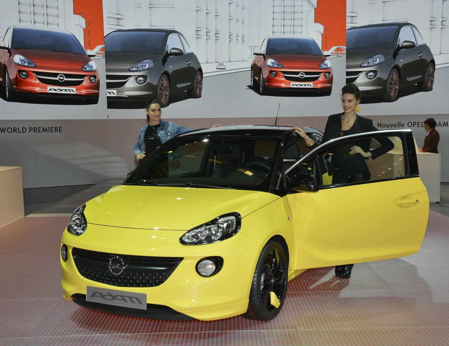 meet the designers opel adam. Black Bedroom Furniture Sets. Home Design Ideas