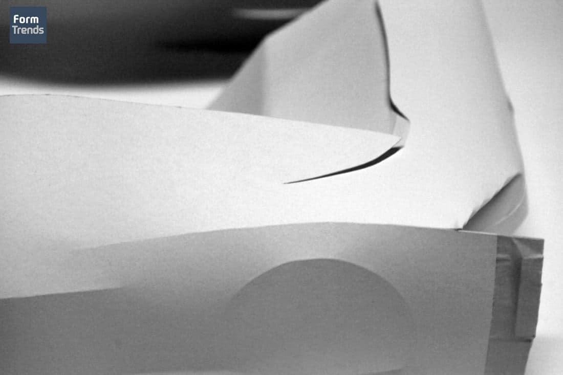 Lexus LF-Zero Concept by Jan Rosenthal