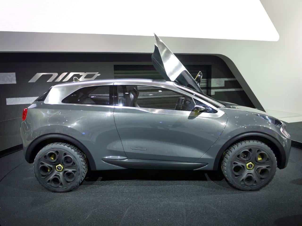 Meet The Designers Kia Niro Concept