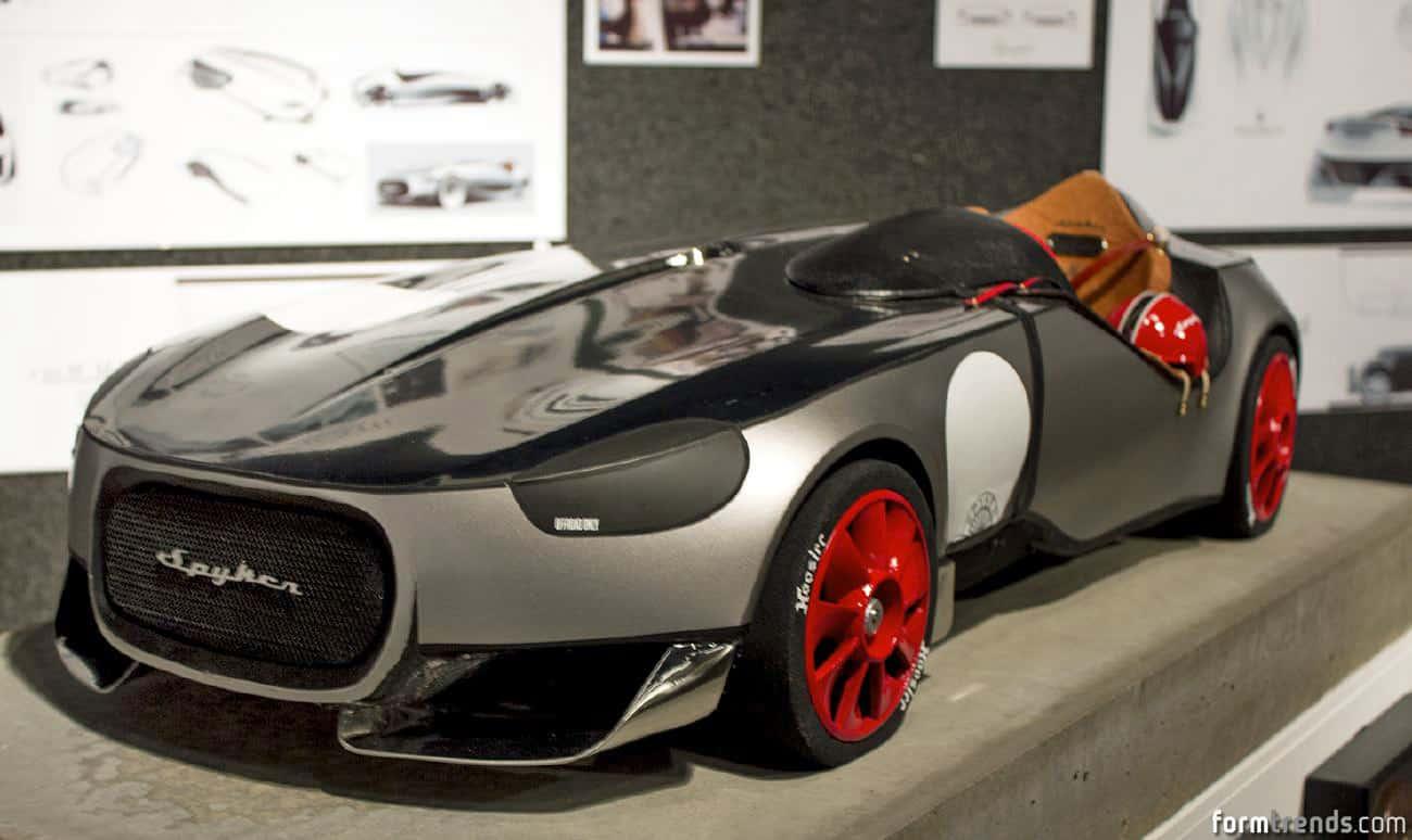 Spyker futu rustic concept for Rustic concept