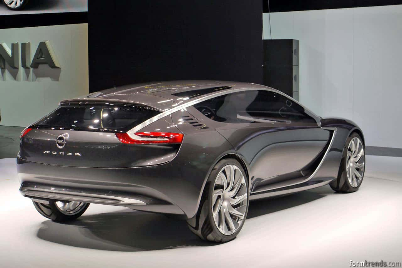 Meet The Designers Opel Monza Concept
