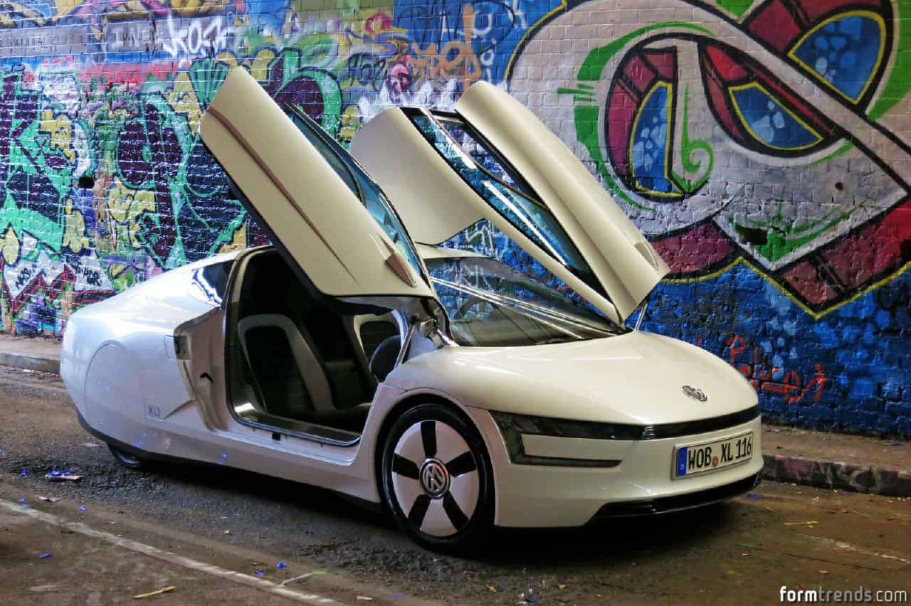 driven volkswagen xl1. Black Bedroom Furniture Sets. Home Design Ideas