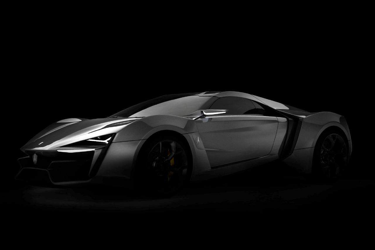 W Motors Lykan Hypersport (2014)