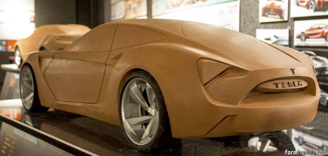 Tect Taxi Tesla Coupe And Camaro
