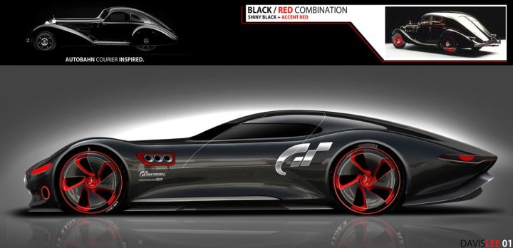 Mercedes Benz Carlsbad >> Huey Lee on the Mercedes-Benz AMG Vision Gran Turismo