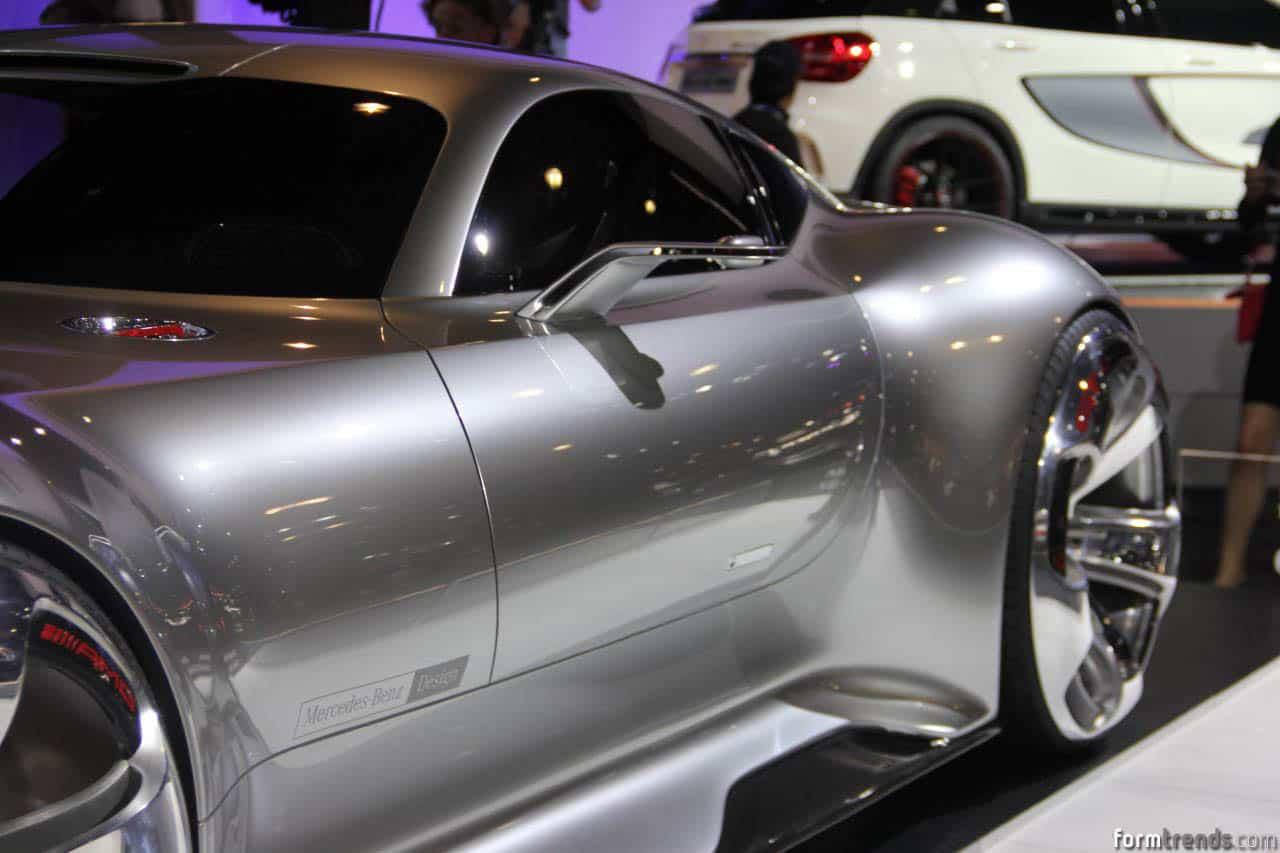 Making Of Mercedes 39 Amg Vision Gran Turismo