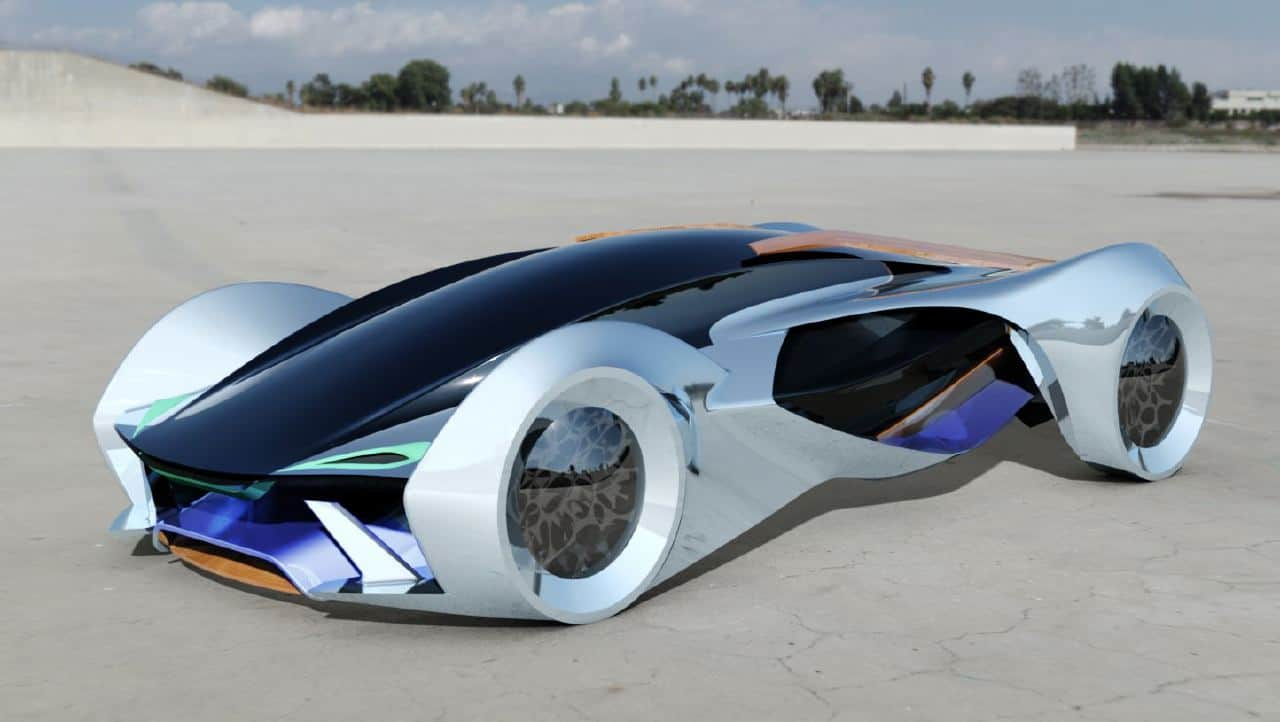 Coventry 2013: Sustainable Future Sports Car