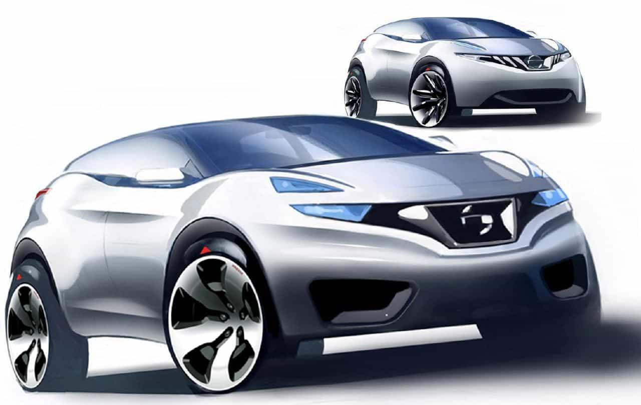 Design Story: Nissan Qashqai