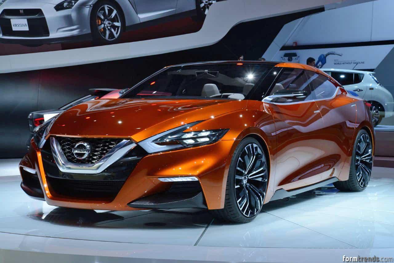 Nissan Sports Sedan Concept Heralds Brand's Renaissance