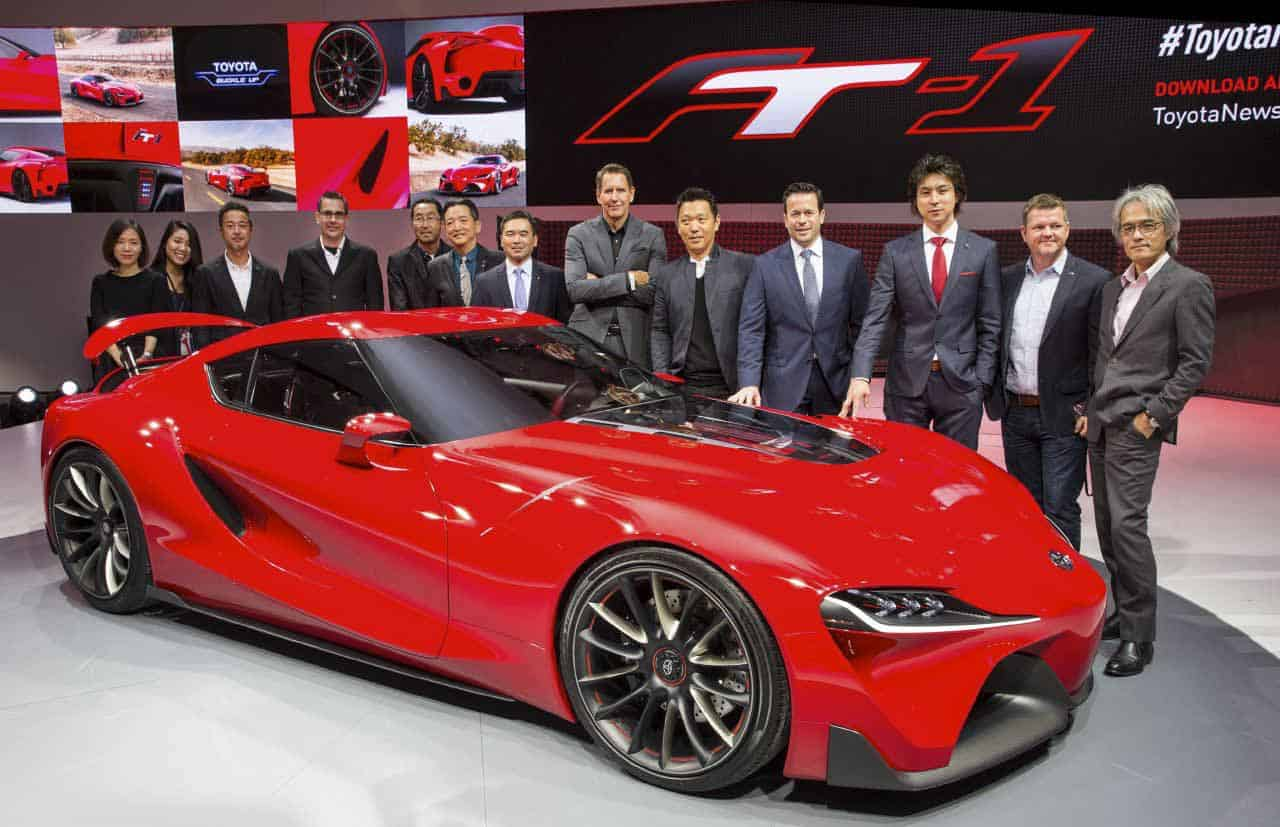 Meet The Designers Behind The Toyota Ft 1 Concept Creation