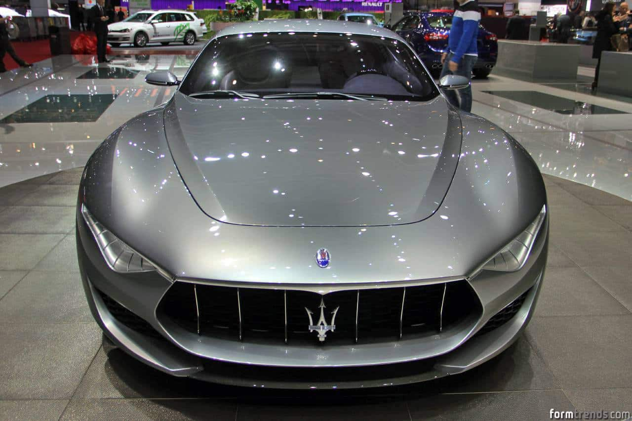 maserati alfieri concept previews new halo model. Black Bedroom Furniture Sets. Home Design Ideas