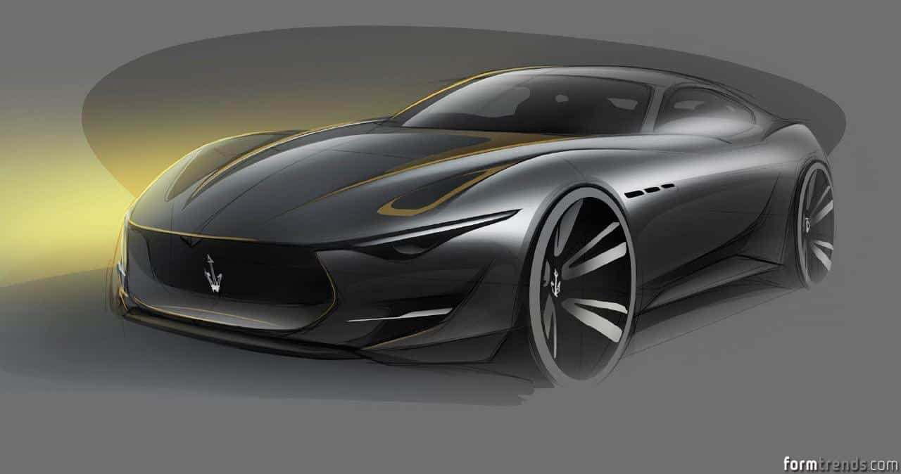 Meet The Designer Marco Tencone On The Maserati Alfieri