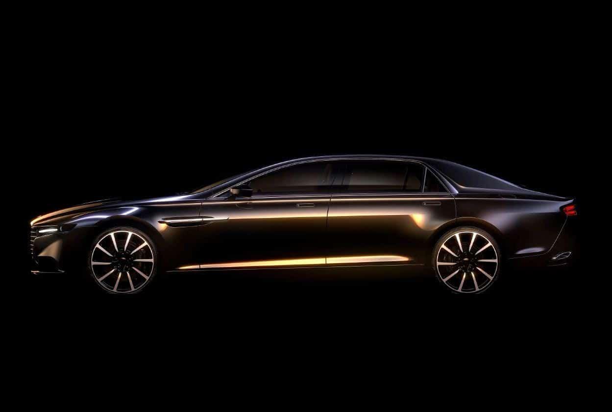 Aston Martin Announces Lagonda Super Sedan