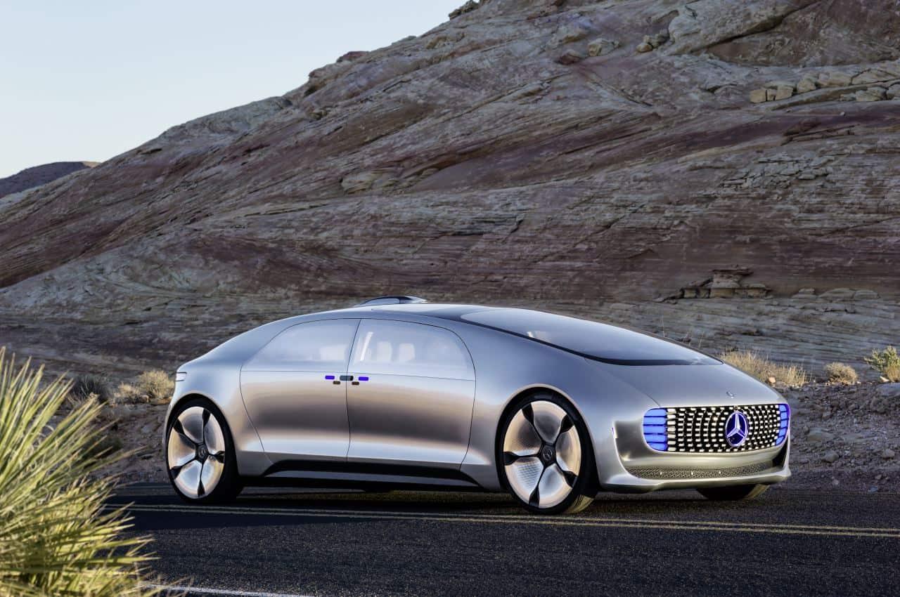 Mercedes F 015 >> Mercedes Benz F 015 Luxury In Motion Concept Exterior Design