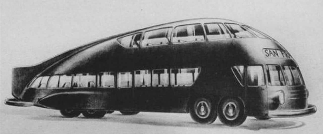 Where Have All The Cool Buses Gone?