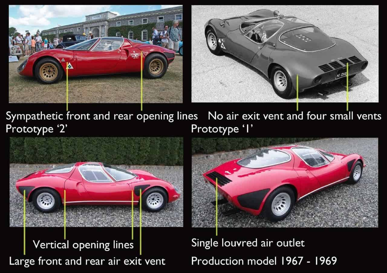 Revisiting The 1967 Alfa Romeo Tipo 33 Stradale