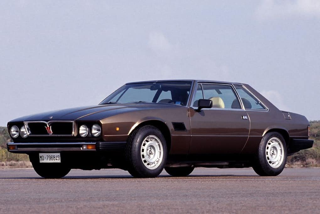 The Obscure Maserati Kyalami
