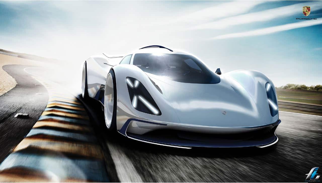 Porsche Electric Le Mans Concept
