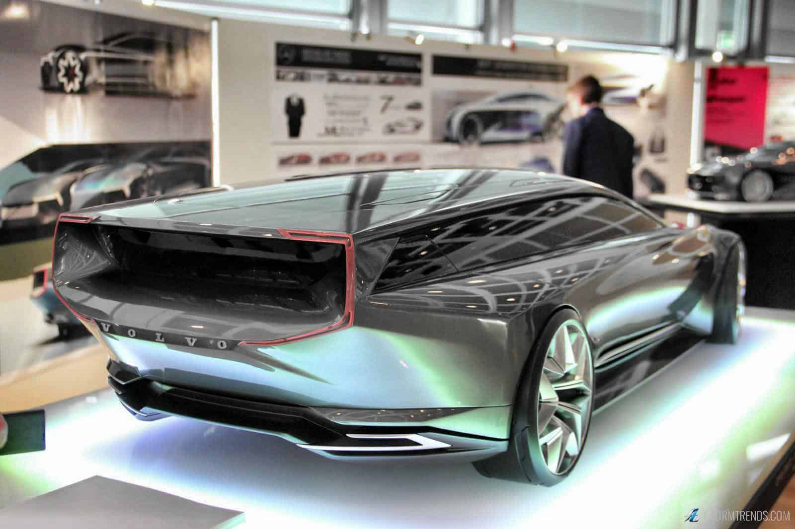 volvo thesis project