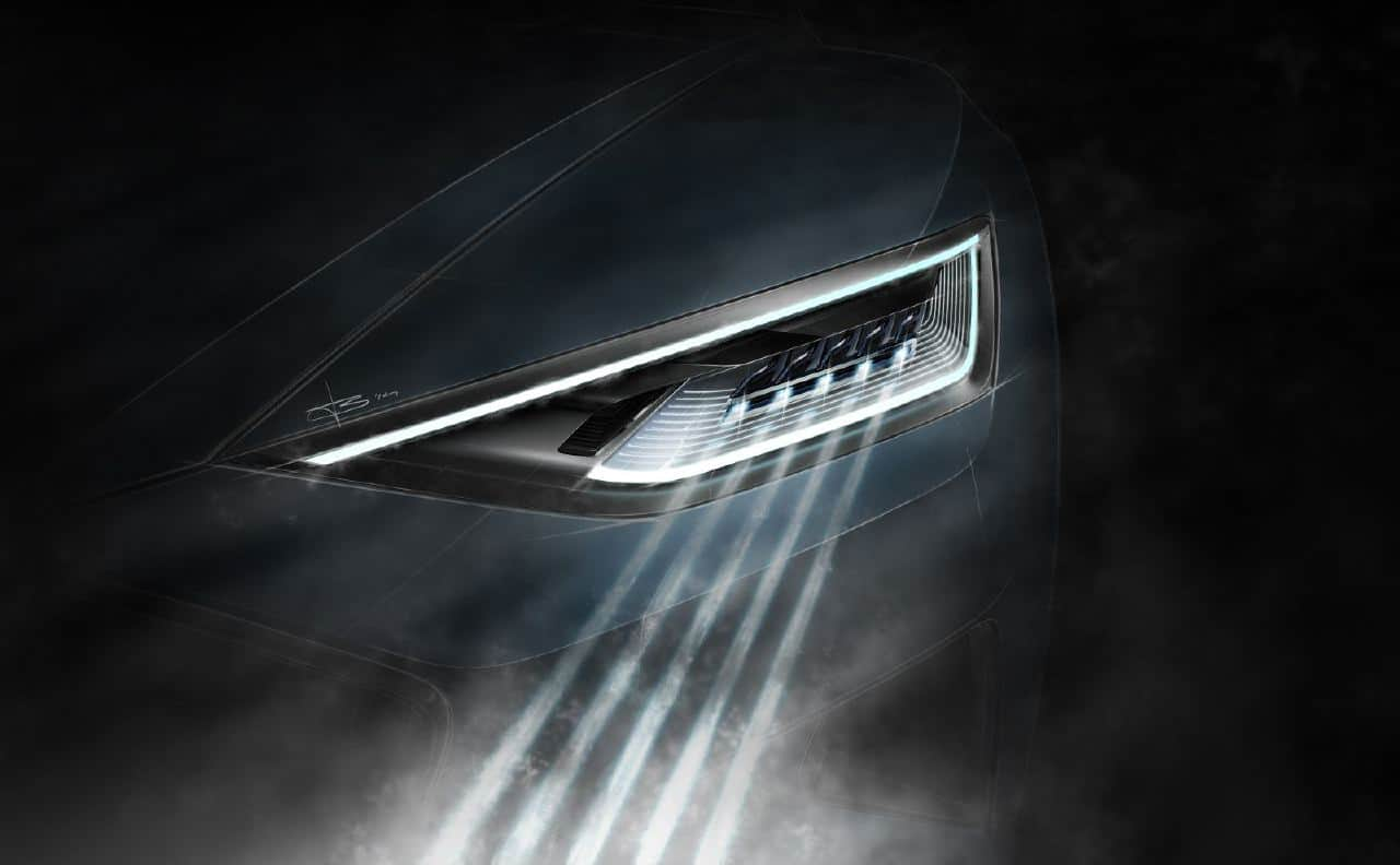 Audi To Show New Oled Lighting Concept Car In Frankfurt