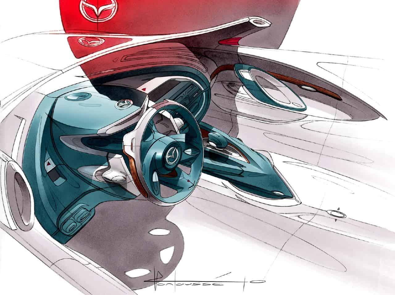 Julien Montousse Named Mazda North America Design Director
