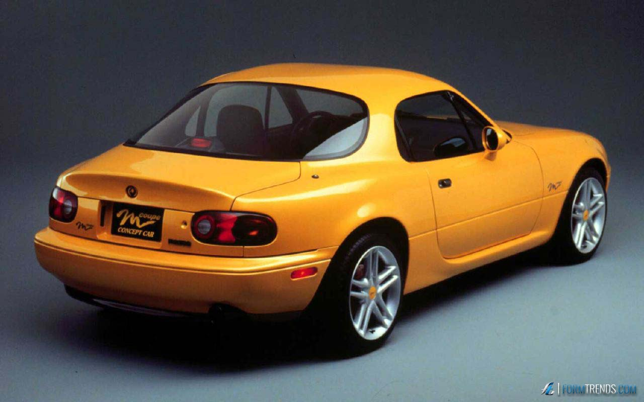 Revisiting The Mazda Mx 5 Roadster Coupes