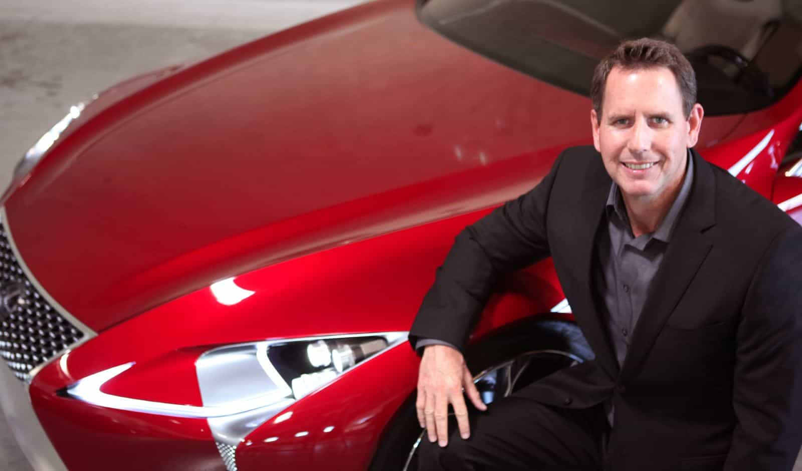 Kevin Hunter President Of Toyota Corp S Calty Design Research