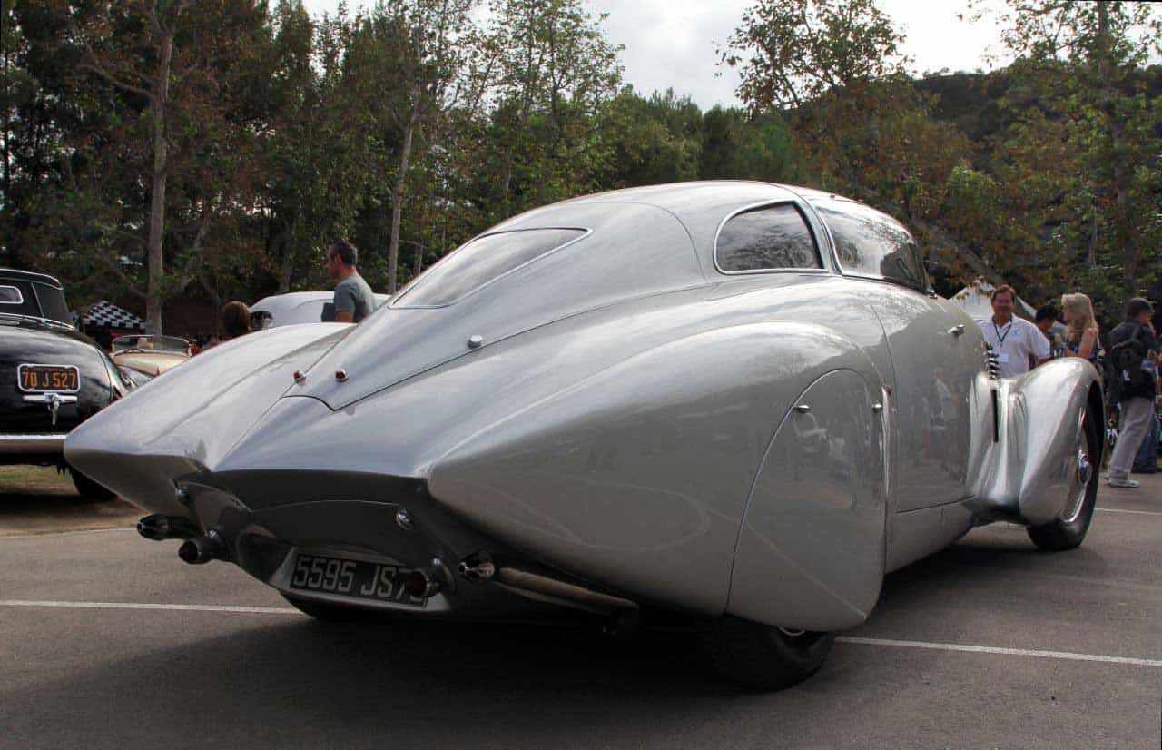 Art Center Car Classic Provides Inspiration