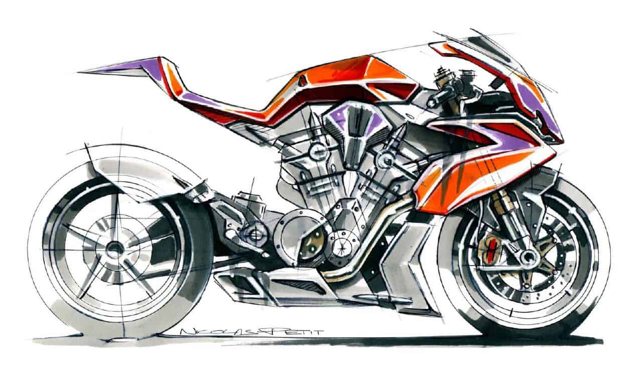 The Art Of Motorcycle Design
