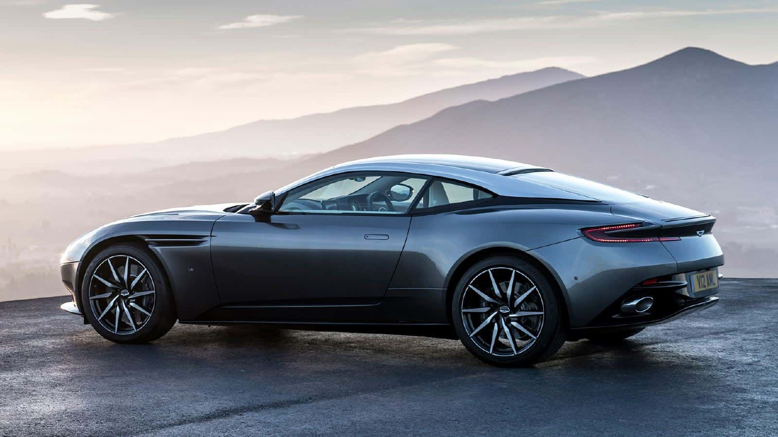meet the designers an in depth look at the design of the aston martin db11. Black Bedroom Furniture Sets. Home Design Ideas