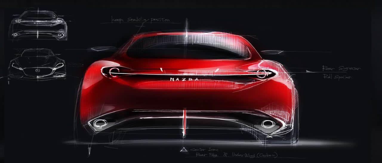 Mazda Global Design Director on the RX-Vision Concept Car