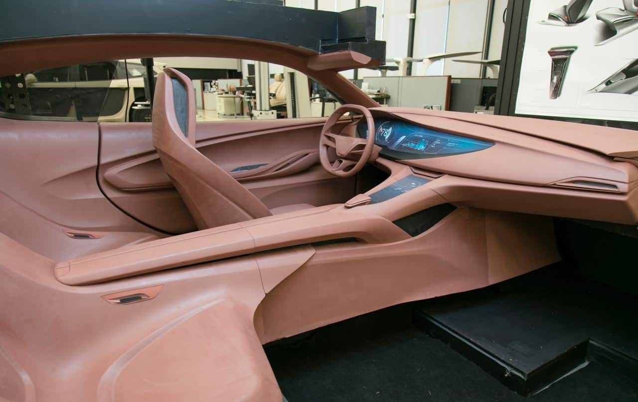 How clay sculptors helped buick avista designers achieve - Car interior design ...