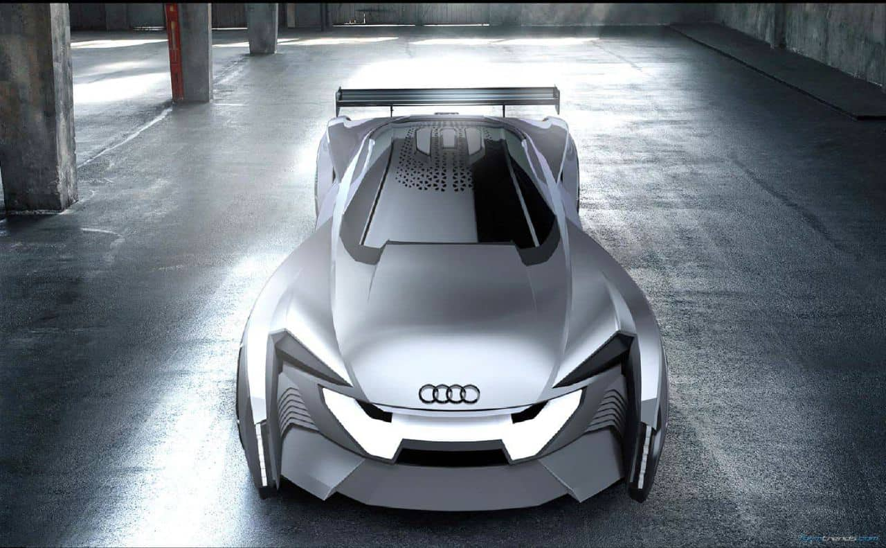 audi konzept paon 2030 by lucia lee - Sports Cars 2030