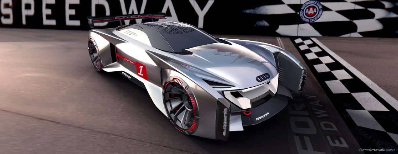 Audi Konzept Paon 2030